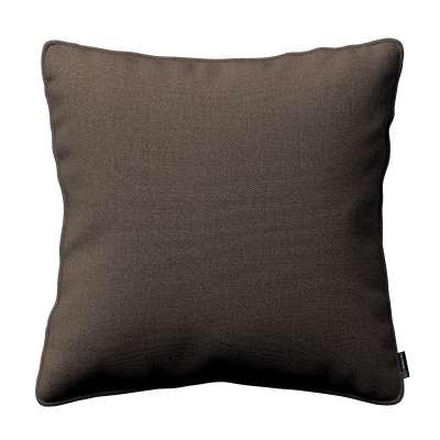 Poszewka Gabi na poduszkę 705-08 brązowy Kolekcja Etna