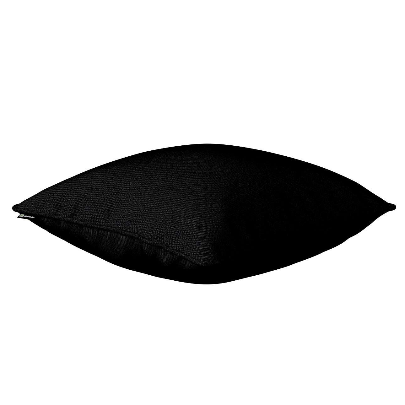 Kissenhülle Gabi mit Paspel 45 x 45 cm von der Kollektion Etna, Stoff: 705-00