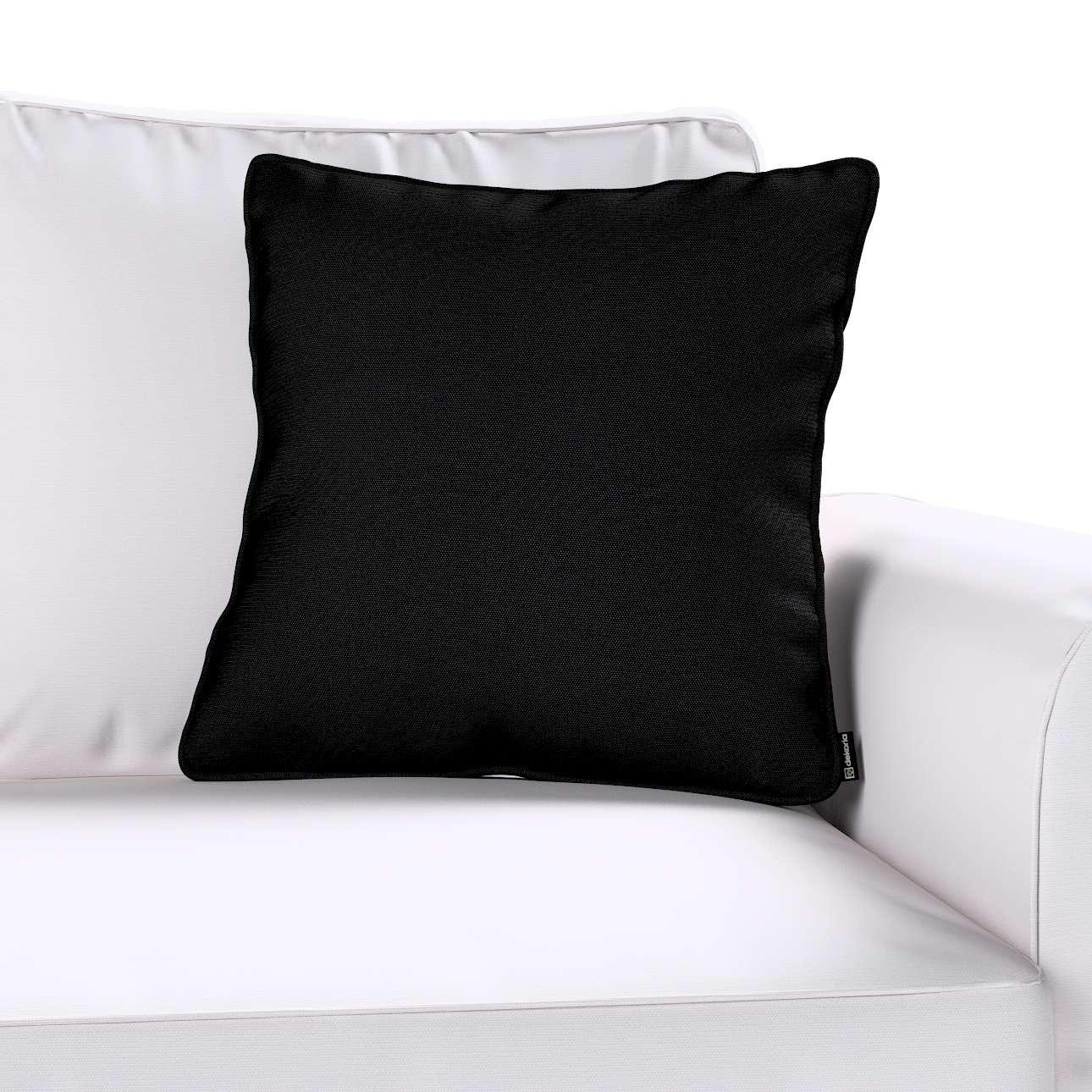 Poszewka Gabi na poduszkę 45 x 45 cm w kolekcji Etna , tkanina: 705-00