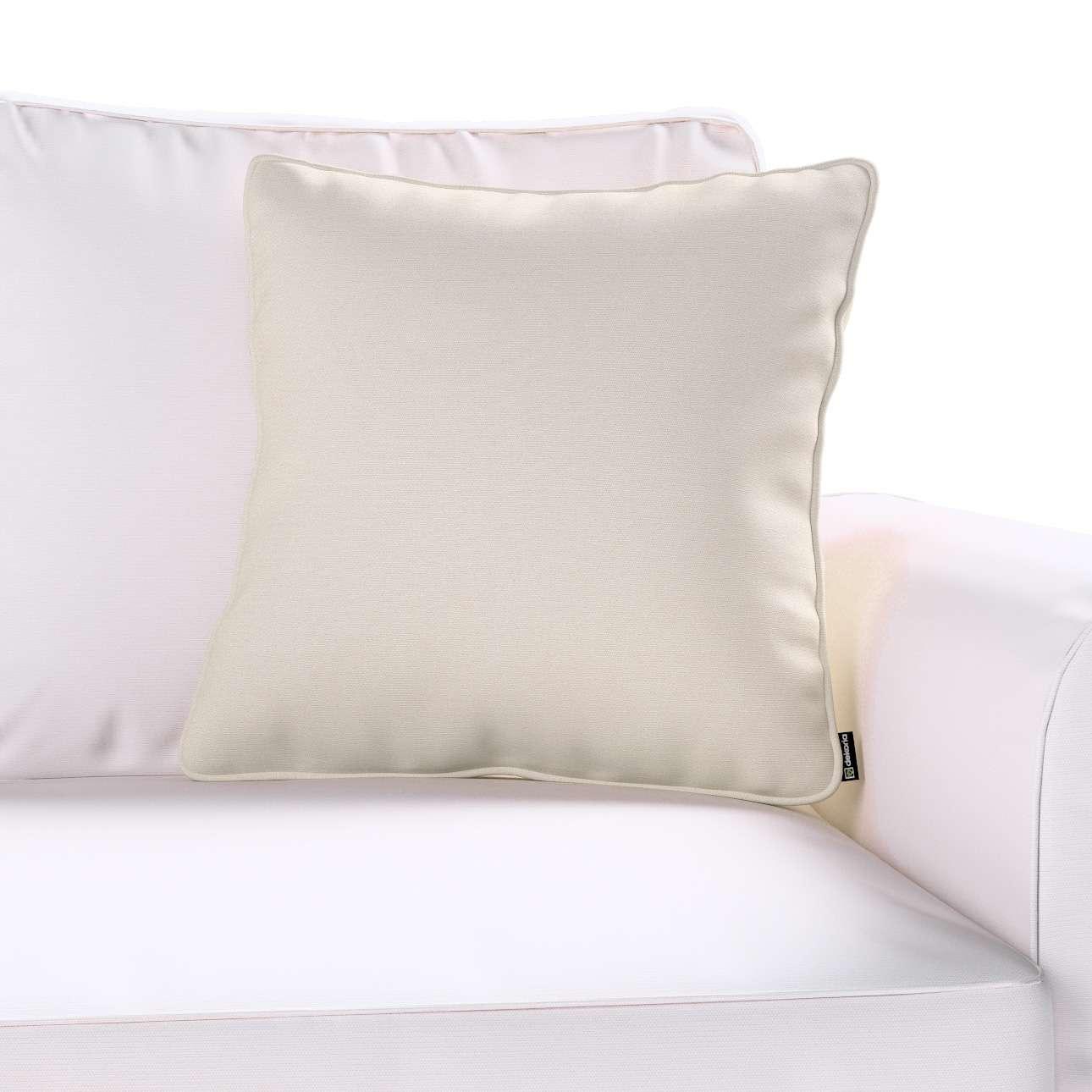 Poszewka Gabi na poduszkę 45 x 45 cm w kolekcji Cotton Panama, tkanina: 702-31