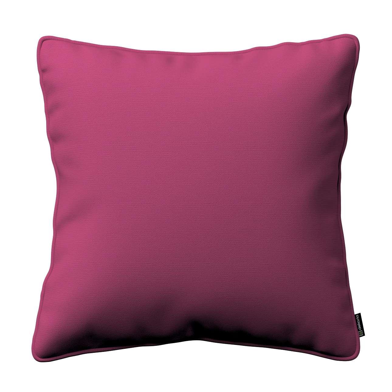 Poszewka Gabi na poduszkę 45 x 45 cm w kolekcji Cotton Panama, tkanina: 702-32
