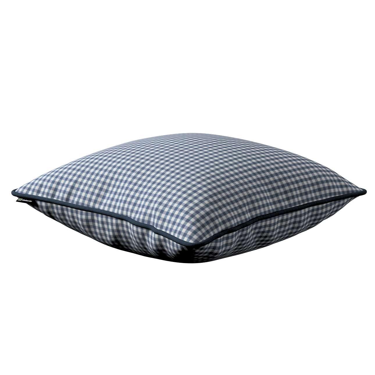 Poszewka Gabi na poduszkę 45 x 45 cm w kolekcji Quadro, tkanina: 136-00