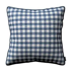 Poszewka Gabi na poduszkę 45 x 45 cm w kolekcji Quadro, tkanina: 136-01
