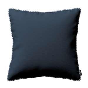 Gabi dekoratyvinės pagavėlės užvalkalas su specialia siūle 45 x 45 cm kolekcijoje Quadro, audinys: 136-04