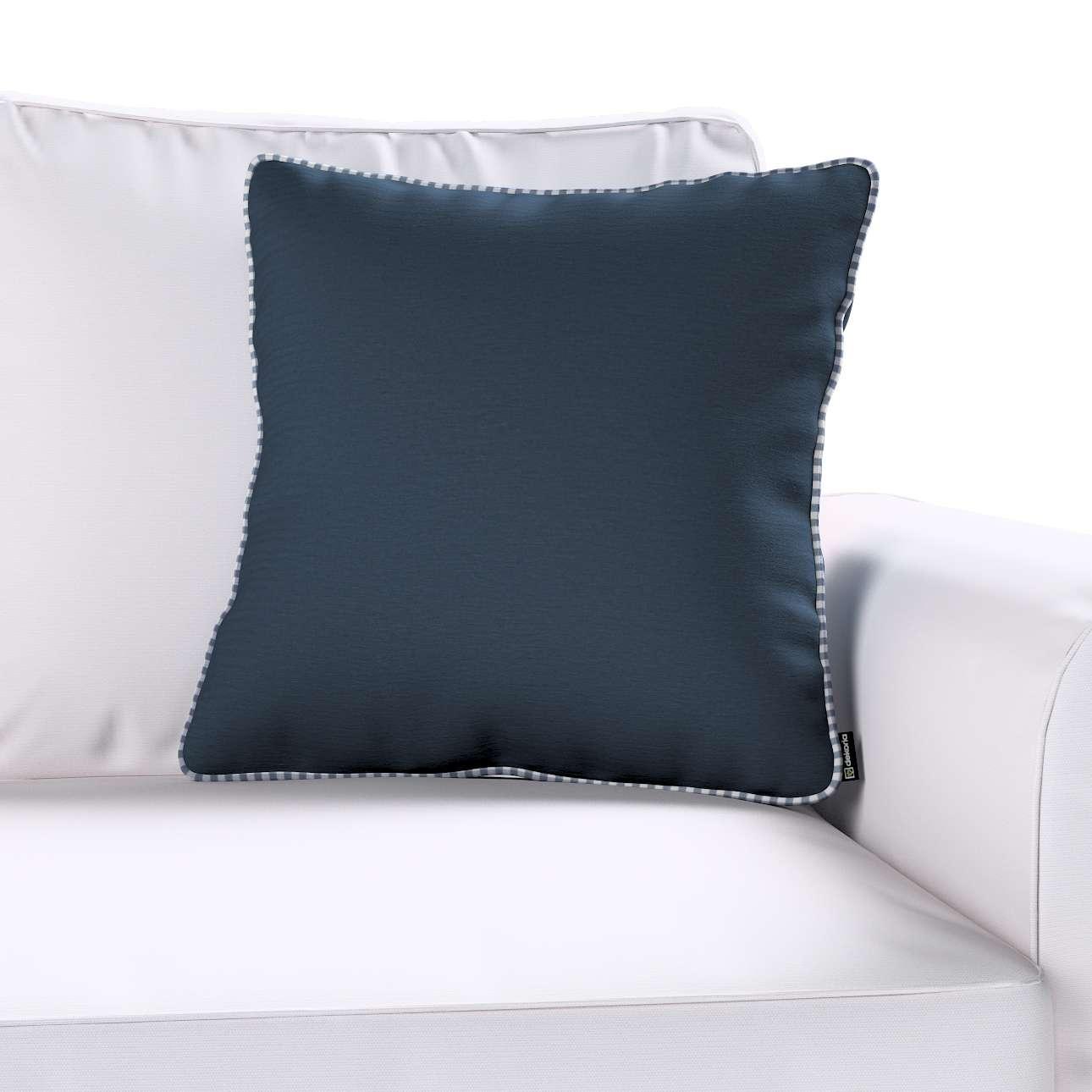 Poszewka Gabi na poduszkę w kolekcji Quadro, tkanina: 136-04