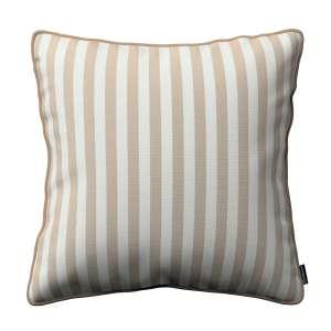 Poszewka Gabi na poduszkę 45 x 45 cm w kolekcji Quadro, tkanina: 136-07