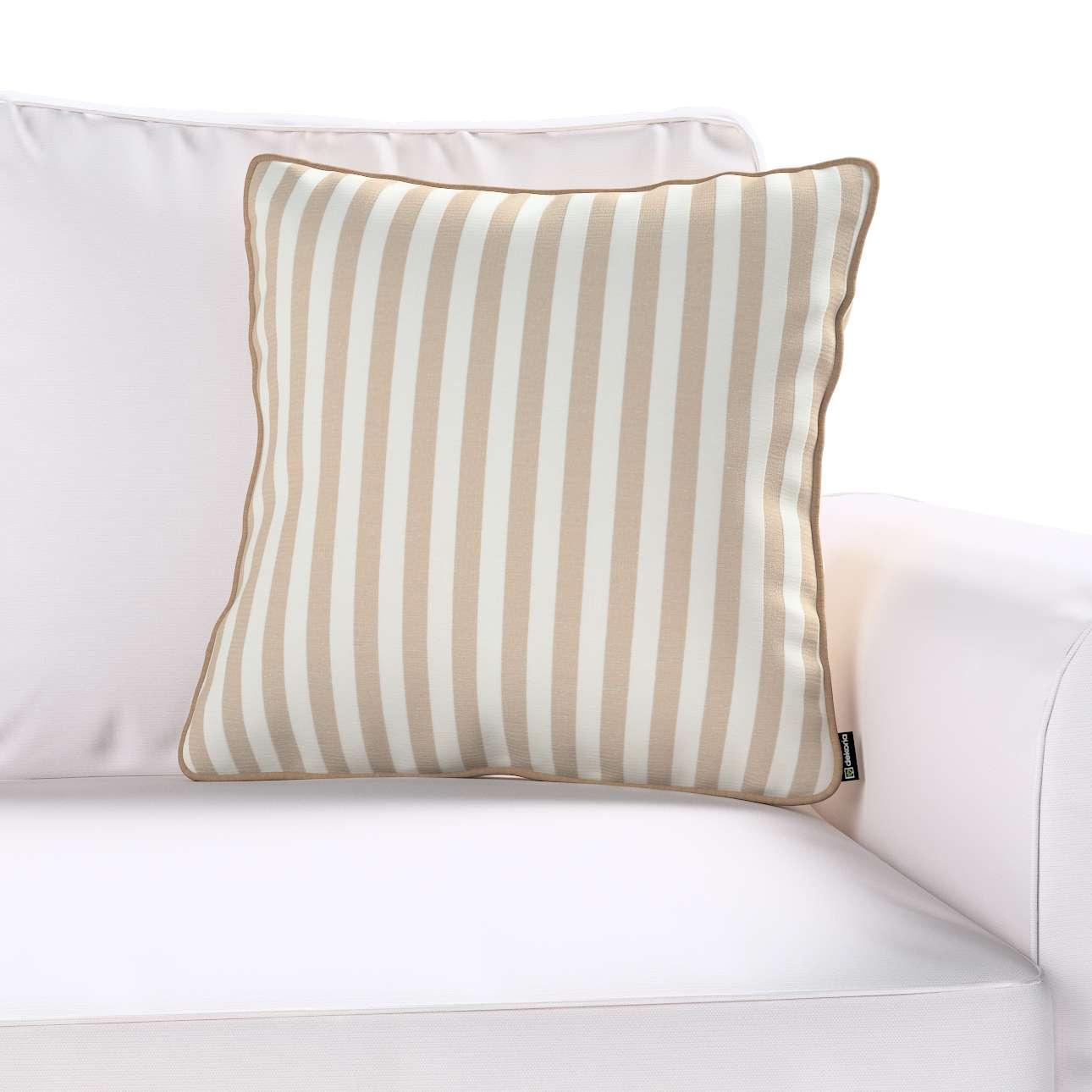 Poszewka Gabi na poduszkę w kolekcji Quadro, tkanina: 136-07