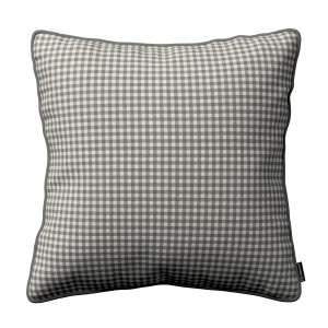 Poszewka Gabi na poduszkę 45 x 45 cm w kolekcji Quadro, tkanina: 136-10