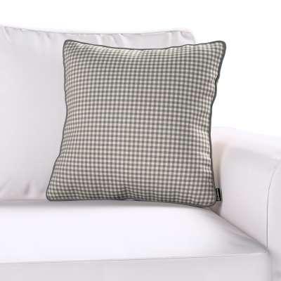 Poszewka Gabi na poduszkę w kolekcji Quadro, tkanina: 136-10