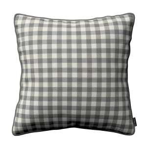 Poszewka Gabi na poduszkę 45 x 45 cm w kolekcji Quadro, tkanina: 136-11