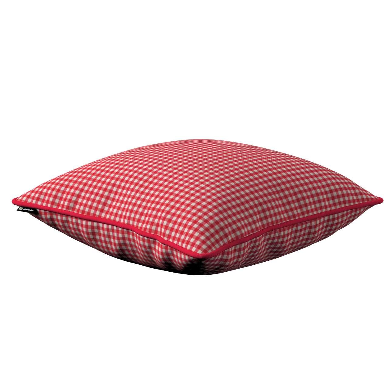 Poszewka Gabi na poduszkę 45 x 45 cm w kolekcji Quadro, tkanina: 136-15