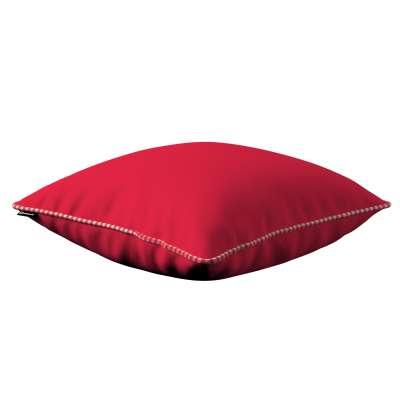 Poszewka Gabi na poduszkę 136-19 czerwony Kolekcja Quadro