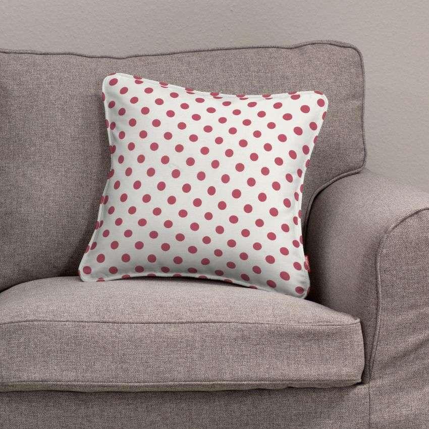 Poszewka Gabi na poduszkę 45 x 45 cm w kolekcji Ashley, tkanina: 137-70