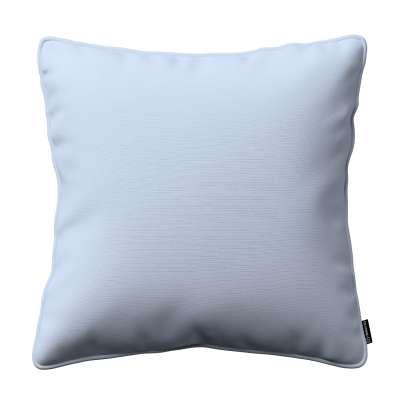 Poszewka Gabi na poduszkę 133-35 pastelowy niebieski Kolekcja Loneta