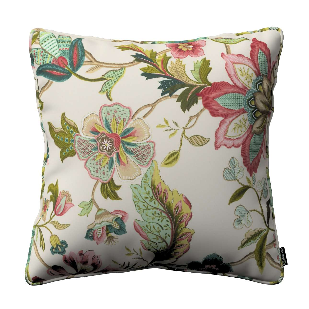 Gabi dekoratyvinės pagavėlės užvalkalas su specialia siūle kolekcijoje Londres, audinys: 122-00