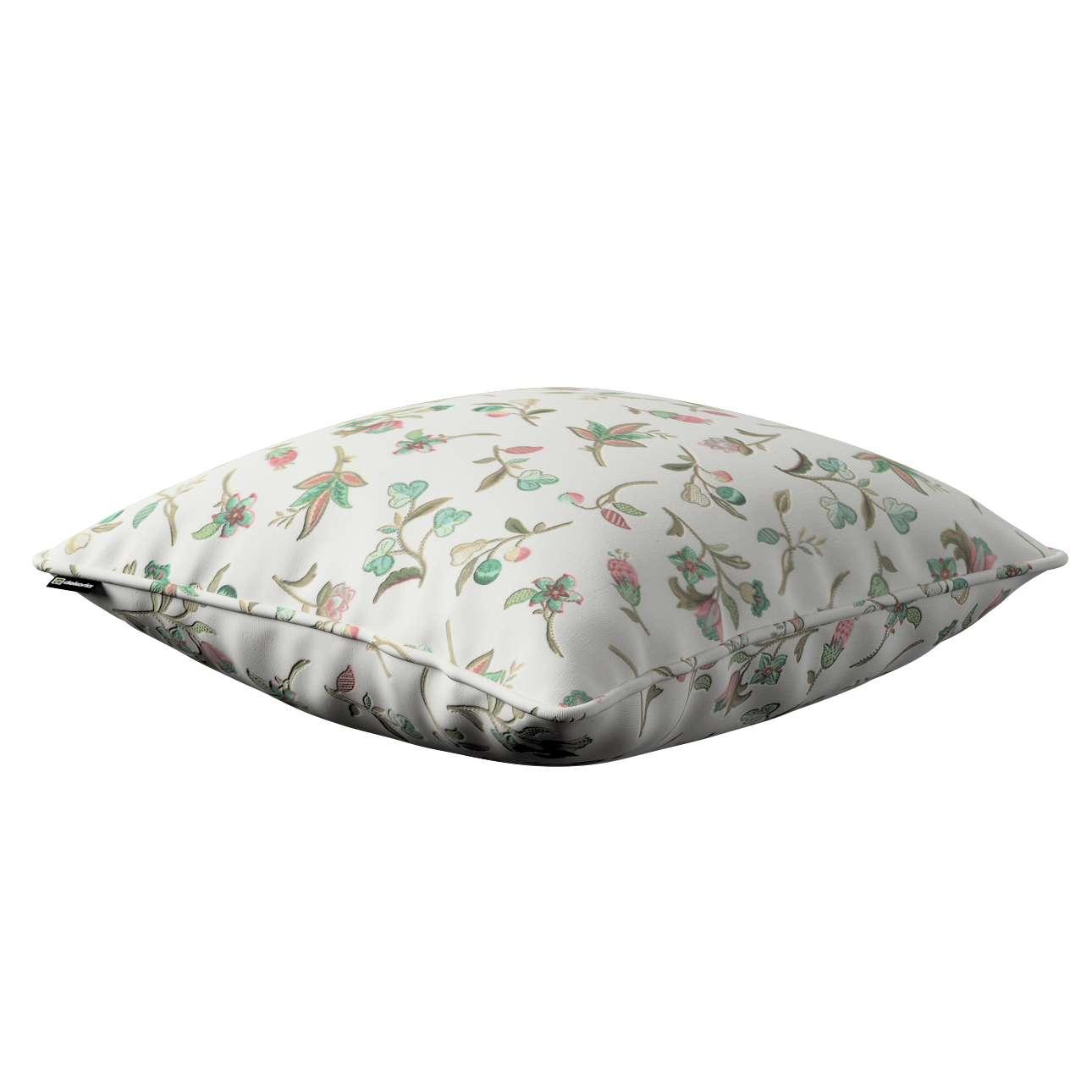 Poszewka Gabi na poduszkę 45 x 45 cm w kolekcji Londres, tkanina: 122-02
