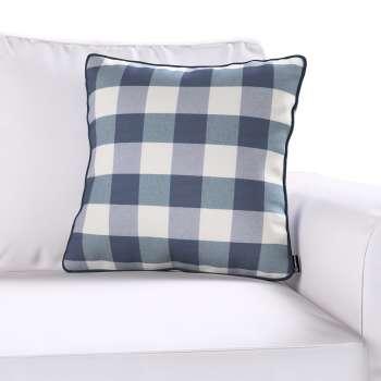 Poszewka Gabi na poduszkę 45 x 45 cm w kolekcji Quadro, tkanina: 136-03