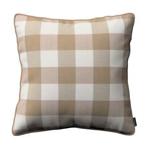 Poszewka Gabi na poduszkę 45 x 45 cm w kolekcji Quadro, tkanina: 136-08