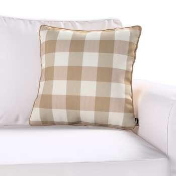 Poszewka Gabi na poduszkę w kolekcji Quadro, tkanina: 136-08