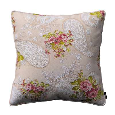 Gabi dekoratyvinės pagavėlės užvalkalas su specialia siūle 311-15 Rožės šviesiame fone Kolekcija NUOLAIDOS