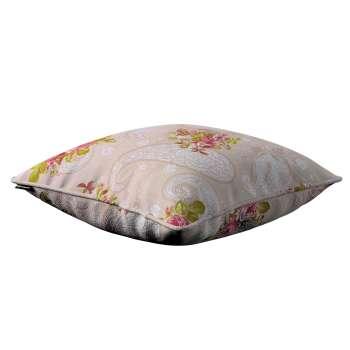 Poszewka Gabi na poduszkę 45 x 45 cm w kolekcji Flowers, tkanina: 311-15