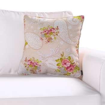 Poszewka Gabi na poduszkę w kolekcji Flowers, tkanina: 311-15