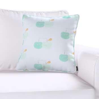 Poszewka Gabi na poduszkę 45 x 45 cm w kolekcji Apanona do -30%, tkanina: 151-02
