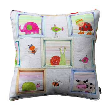 Poszewka Gabi na poduszkę w kolekcji Apanona do -30%, tkanina: 151-04