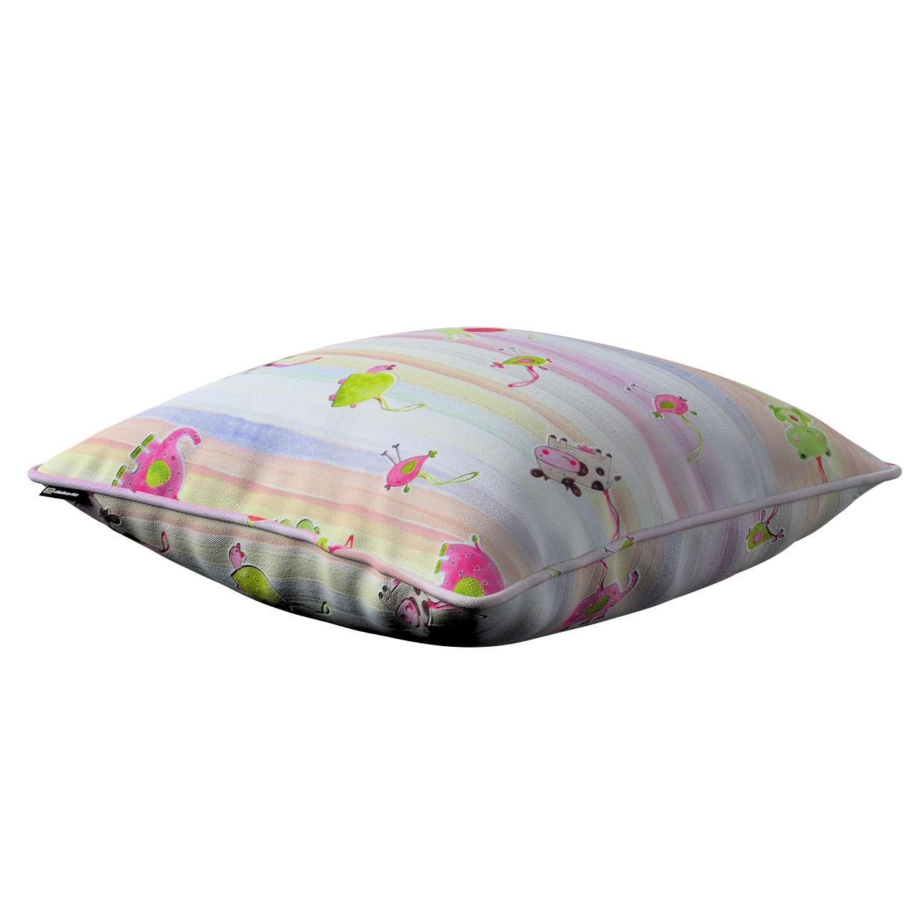 Poszewka Gabi na poduszkę 45 x 45 cm w kolekcji Apanona, tkanina: 151-05