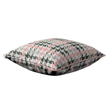 Poszewka Gabi na poduszkę 45 x 45 cm w kolekcji Brooklyn, tkanina: 137-75