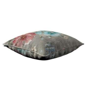 Gabi dekoratyvinės pagavėlės užvalkalas su specialia siūle 45 x 45 cm kolekcijoje Monet, audinys: 137-81