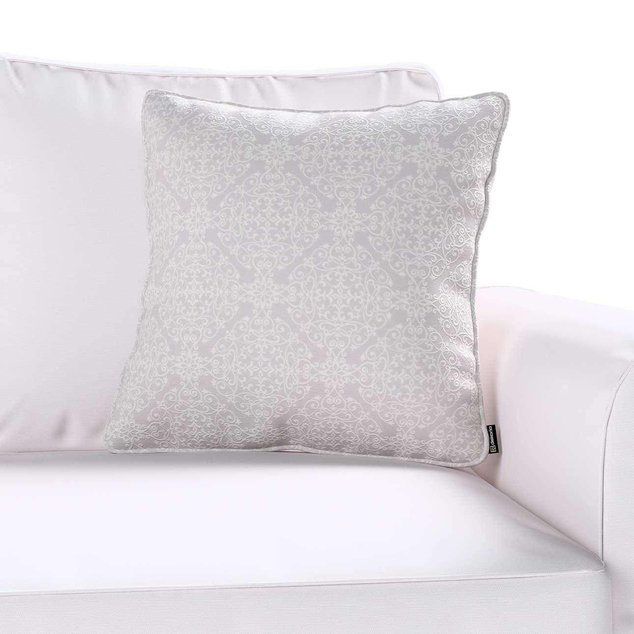 Poszewka Gabi na poduszkę 45 x 45 cm w kolekcji Flowers, tkanina: 140-38