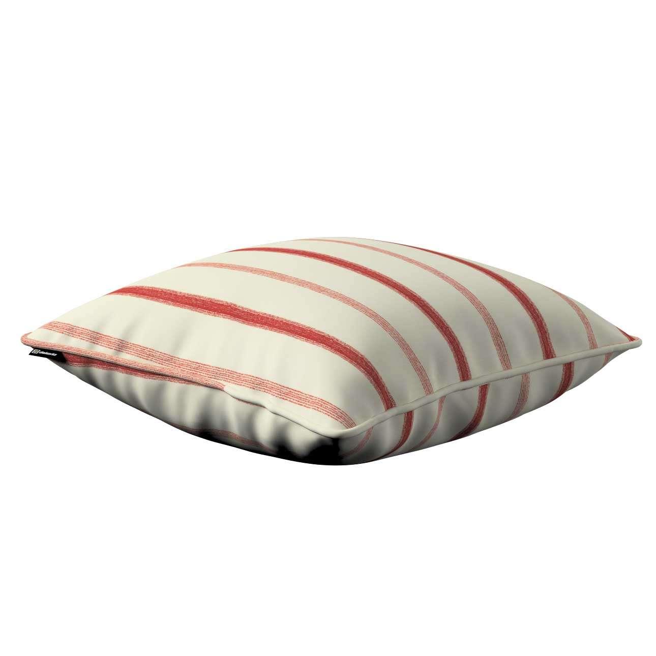 Tyynynpäällinen<br/>Gabi kanttauksella mallistosta Avinon, Kangas: 129-15