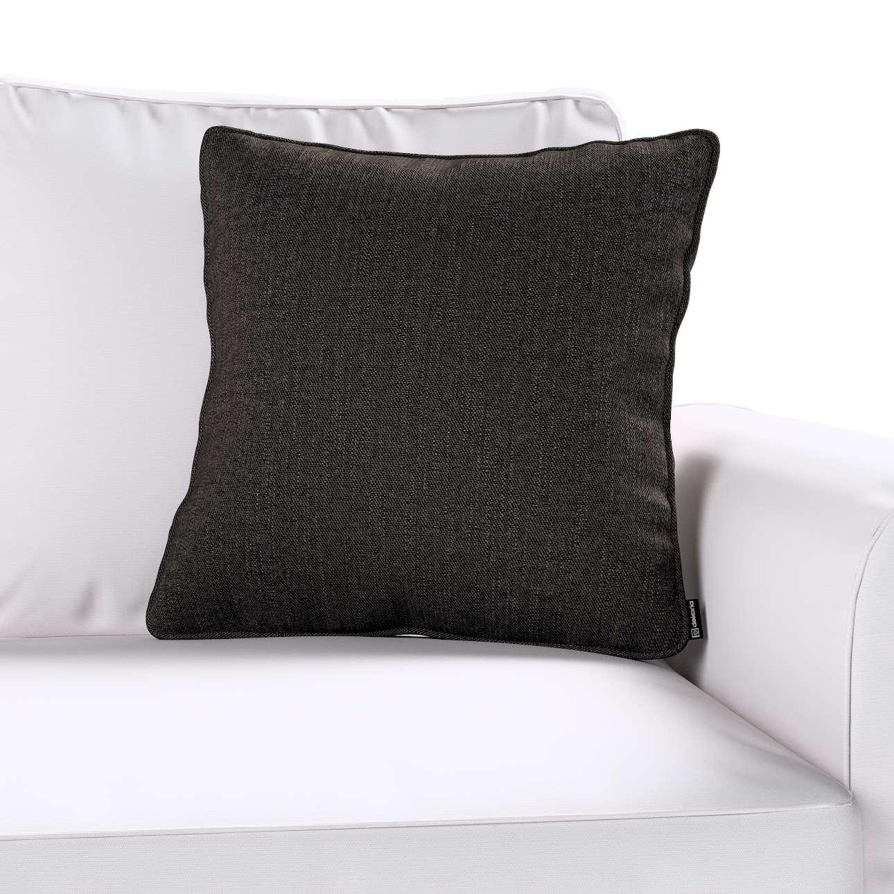 Poszewka Gabi na poduszkę w kolekcji Vintage, tkanina: 702-36