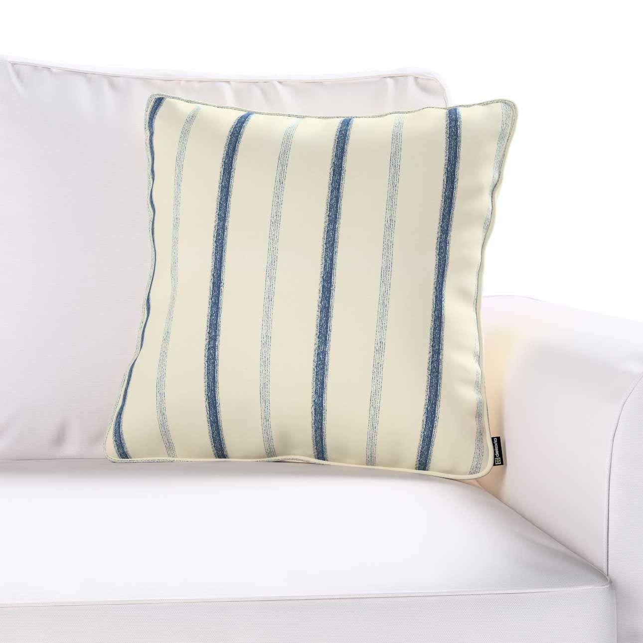 Poszewka Gabi na poduszkę w kolekcji Avinon, tkanina: 129-66
