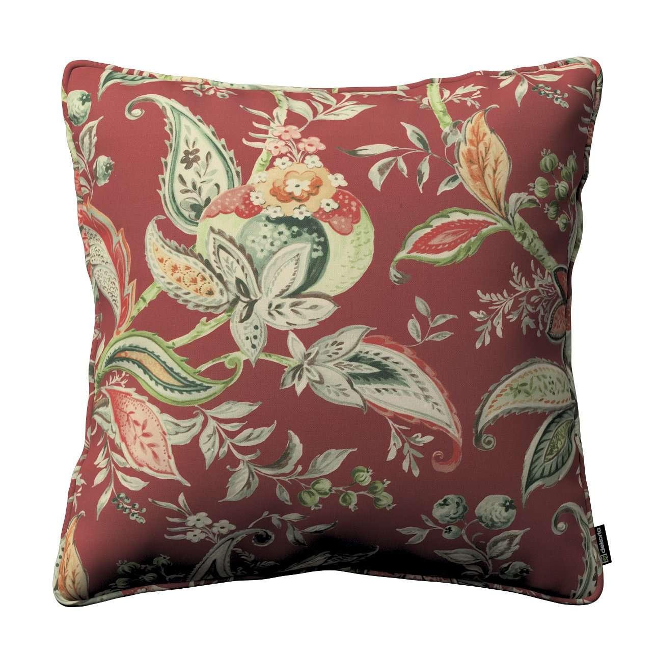 Gabika so šnúrkou, obliečka na vankúš V kolekcii Gardenia, tkanina: 142-12
