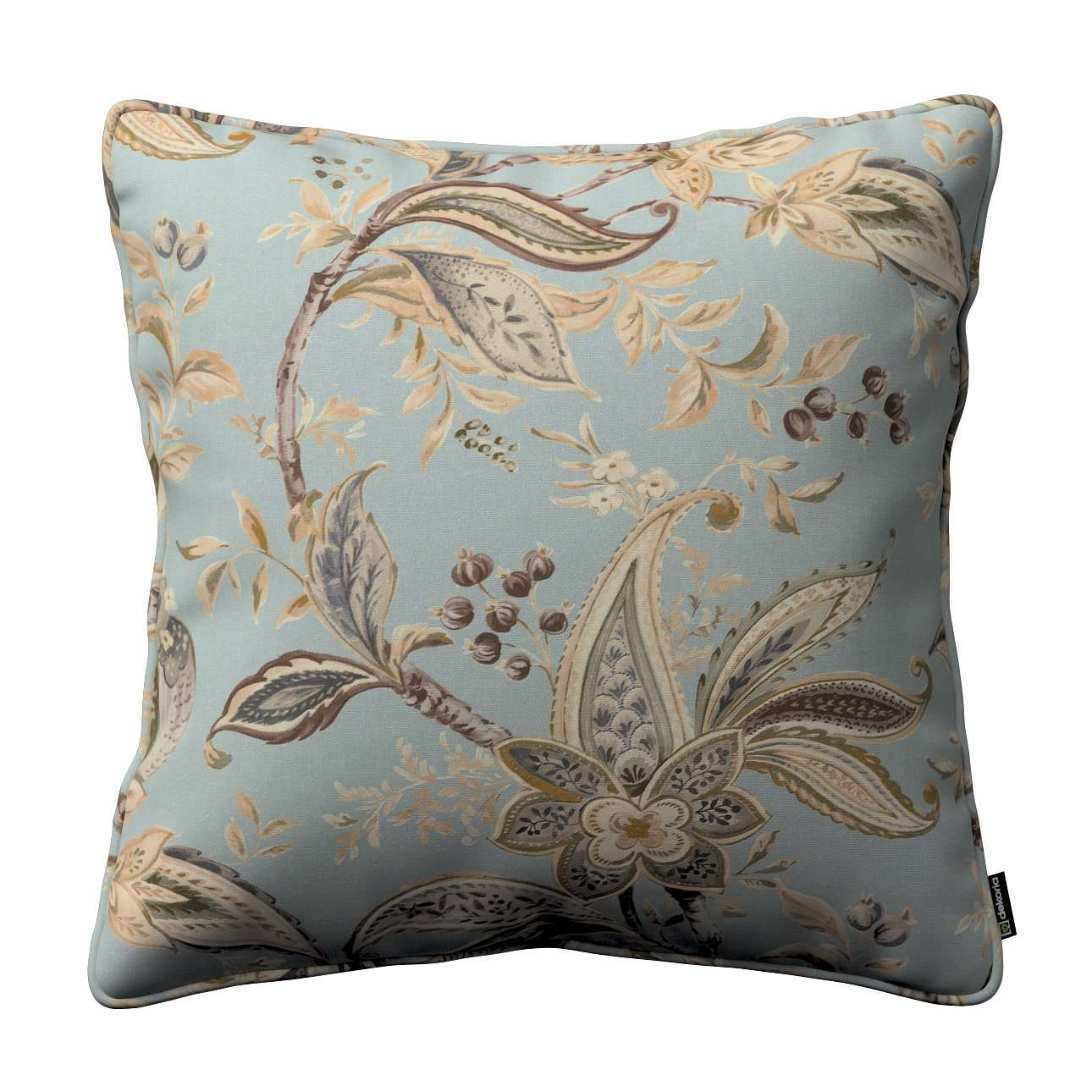 Poszewka Gabi na poduszkę w kolekcji Gardenia, tkanina: 142-18