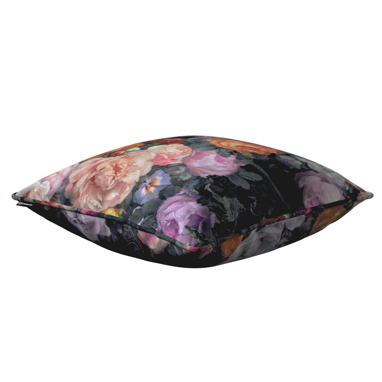 Gabika so šnúrkou, obliečka na vankúš V kolekcii Gardenia, tkanina: 161-02