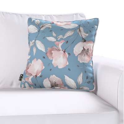 Lola piped cushion cover in collection Magic Collection, fabric: 500-18