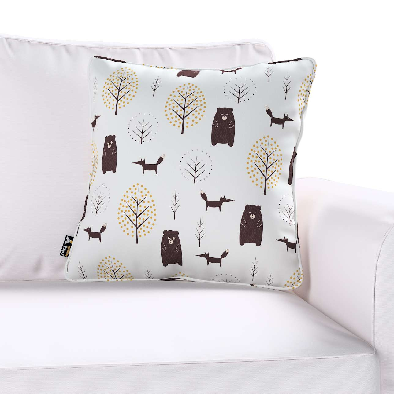 Lola dekoratyvinės pagalvėlės užvalkalas kolekcijoje Magic Collection, audinys: 500-19