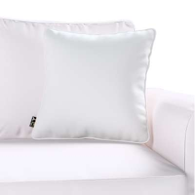 Lola piped cushion cover in collection Happiness, fabric: 133-02