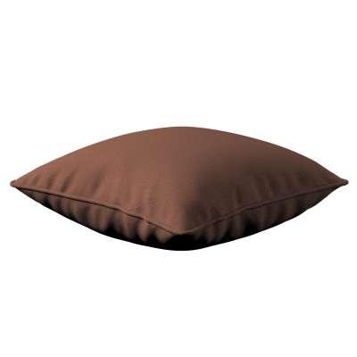Lola dekoratyvinės pagalvėlės užvalkalas 133-09 ruda Kolekcija Happiness