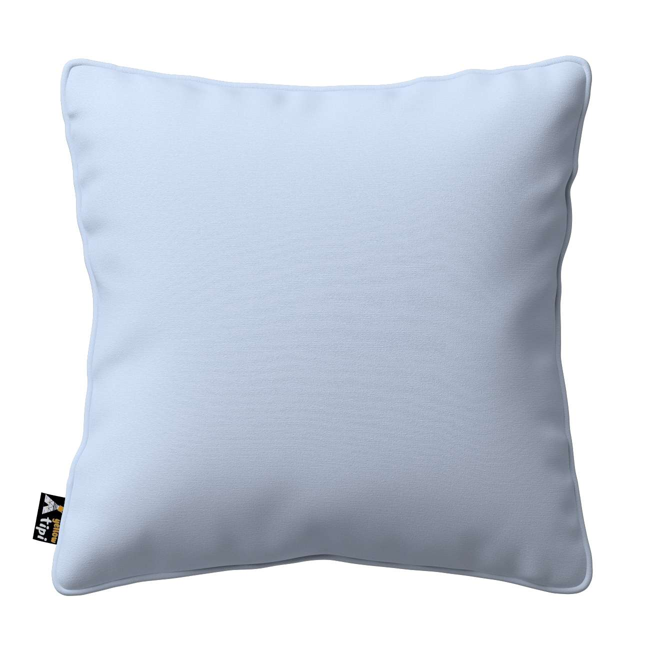 Lola piped cushion cover in collection Happiness, fabric: 133-35