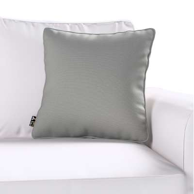 Lola piped cushion cover in collection Happiness, fabric: 133-24