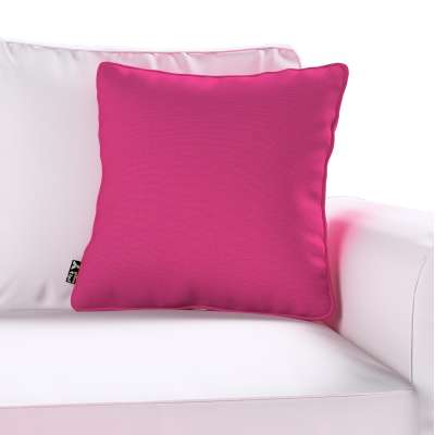 Lola piped cushion cover in collection Happiness, fabric: 133-60