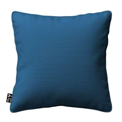 Lola dekoratyvinės pagalvėlės užvalkalas 702-30 tamsi mėlyna Kolekcija Cotton Story
