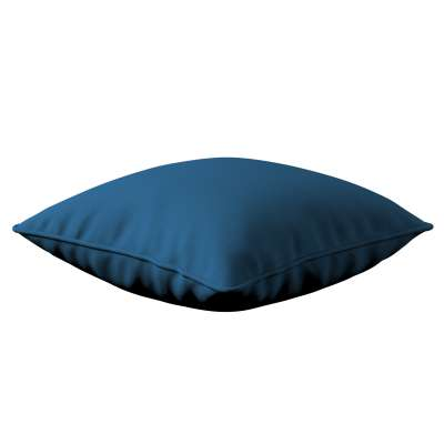 Lola piped cushion cover 702-30 dark blue Collection Cotton Story