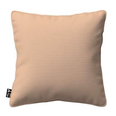 Lola dekoratyvinės pagalvėlės užvalkalas 702-01 smėlinė/cappuccino Kolekcija Cotton Story