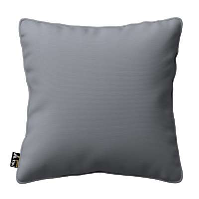 Lola piped cushion cover 702-07 grey Collection Cotton Story