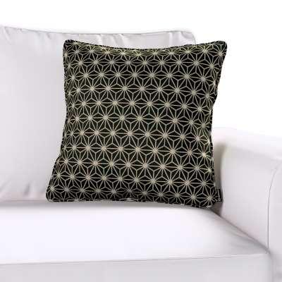 Gabika so šnúrkou, obliečka na vankúš V kolekcii Black & White, tkanina: 142-56